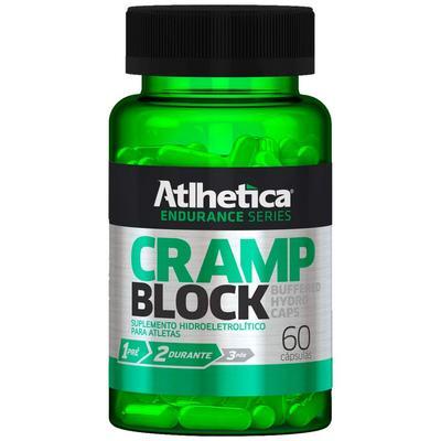 Imagem 1 do produto Cramp Block 60 Cápsulas - Atlhetica Nutrition
