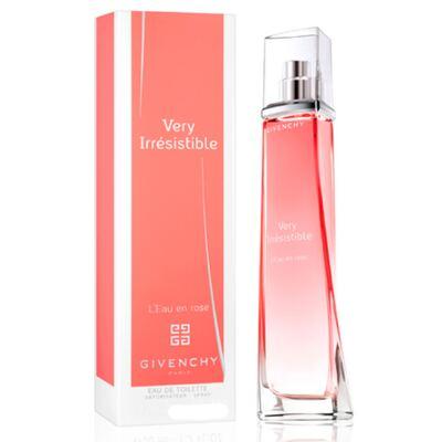 Imagem 2 do produto Very Irrésistible L`eau en Rose Givenchy - Perfume Feminino - Eau de Toilette - 75ml