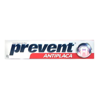 Imagem 2 do produto Creme Dental Prevent Anti-Placa 90g