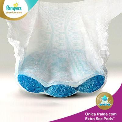Imagem 3 do produto Fralda Descartável Pampers Premium Care G 40 Unidades