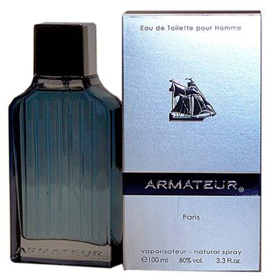 Imagem 3 do produto Armateur Men Paris Bleu - Perfume Masculino - Eau de Toilette - 100ml