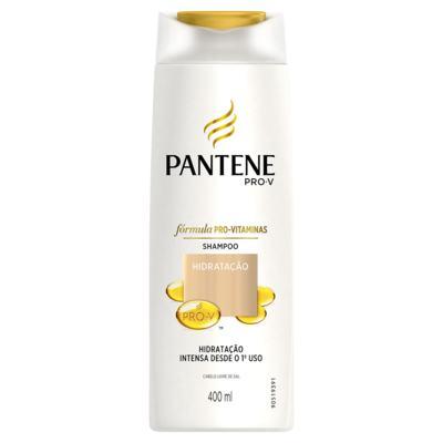Imagem 1 do produto Shampoo Pantene Hidratação Intensa 400ml