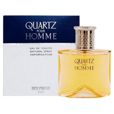 Imagem 2 do produto Quartz Pour Homme Molyneux - Perfume Masculino - Eau de Toilette - 50ml