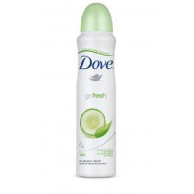 Desodorante Dove Aerosol Go Fresh Feminino - 100g