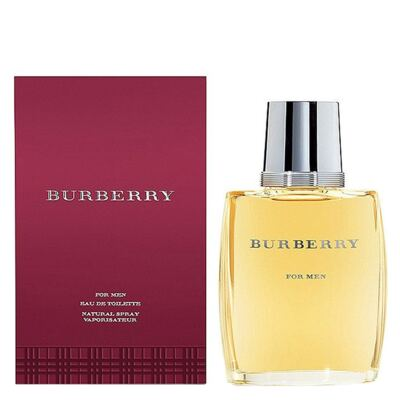 Imagem 2 do produto Burberry for Men Burberry - Perfume Masculino - Eau de Toilette - 30ml