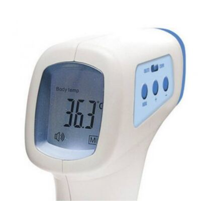 Imagem 3 do produto Termômetro Digital Infravermelho Sem Contato Techline