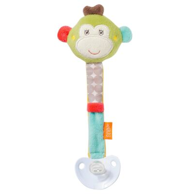 Imagem 1 do produto Baby Fehn - Prendedor de Chupeta Macaco - BR301