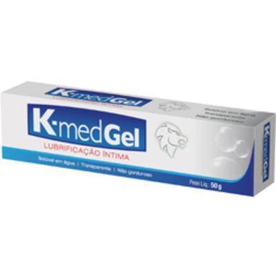 Imagem 1 do produto Gel Lubrificante K Med 50g