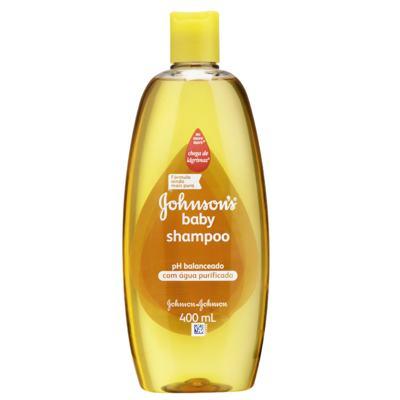 Imagem 1 do produto Shampoo Johnsons Baby - Regular | 400ml