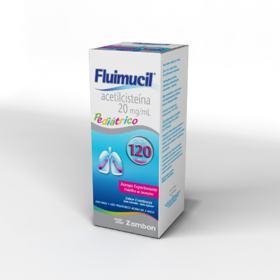 Fluimucil Xarope Pediátrico - 20mg/ml | 120ml