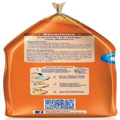 Imagem 4 do produto Cereal Infantil Nestlé Mucilon Multicereais 230g