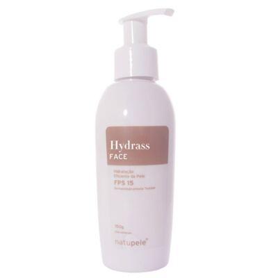 Imagem 1 do produto Hydrass Face Fps 15 Natupele - Hidratante Facial - 150g