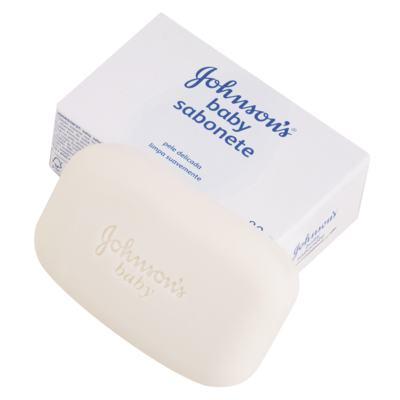 Imagem 2 do produto Sabonete Johnson's Baby Regular 80g