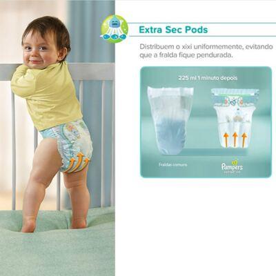 Imagem 3 do produto Fralda Pampers Confort Sec Tamanho RN - 20 unidades