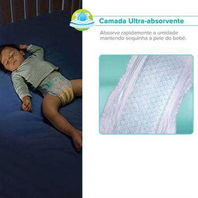 Imagem 7 do produto Fralda Pampers Confort Sec Tamanho RN - 20 unidades