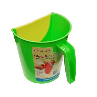 Enxaguante de shampoo ClevaRinse Verde - Clevamama
