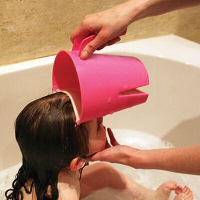 Imagem 2 do produto Enxaguante de shampoo ClevaRinse Verde - Clevamama