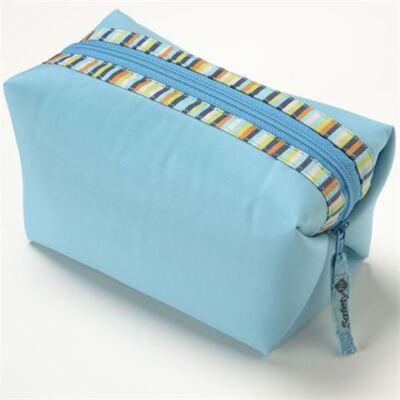 Imagem 2 do produto Kit de Higiene e Beleza Azul 10 pçs (0m+) - Safety 1st