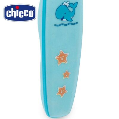 Imagem 3 do produto Escova de Dentes Azul (6m+) - Chicco