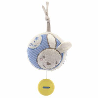Imagem 1 do produto Caixa Musical Soft Color Blue Rabbit - Chicco