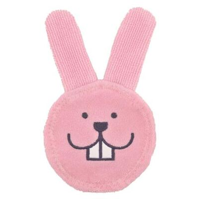 Luva para cuidado oral Oral Care Rabbit (0m+) Girls - MAM