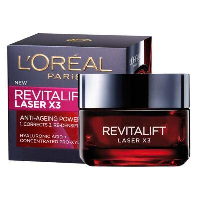 Imagem 1 do produto Creme Anti-idade Revitalift Laser X3 L'Oréal 50ml