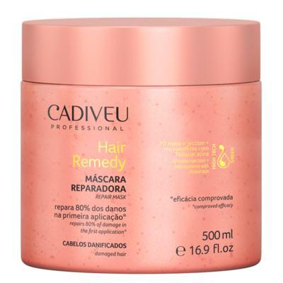 Cadiveu Hair Remedy - Máscara Capilar - 500ml