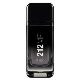 212 Vip Black Carolina Herrera - Perfume Masculino Eau de Parfum - 100ml