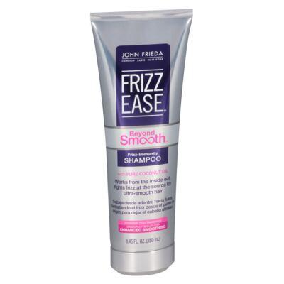 Imagem 2 do produto Kit Shampoo + Condicionador + Primer John Frieda Frizz Ease Beyond Smooth Frizz Immunity - Kit