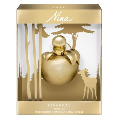 Imagem 1 do produto Nina Edição Colecionador Nina Ricci - Perfume Feminino - Eau de Toilette - 80ml