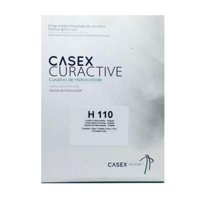 Imagem 2 do produto Curativo Hidrocoloide Casex Extra Fino 10x10 cm 1 unidade
