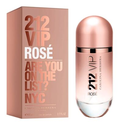 Imagem 3 do produto 212 VIP Rosé Carolina Herrera - Perfume Feminino - Eau de Parfum - 50ml