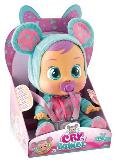 Imagem 3 do produto Boneca Cry Babies Lala - BR527
