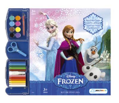 Kit de Pintura Frozen - BR279