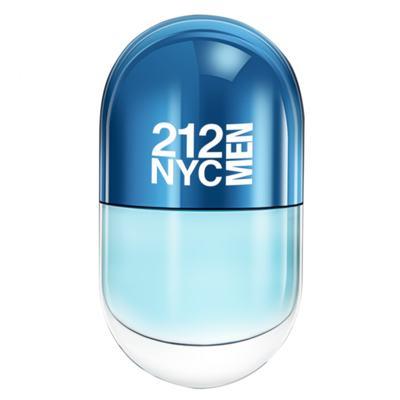 212 NYC Men Pills Carolina Herrera - Perfume Masculino - Eau de Toilette - 20ml