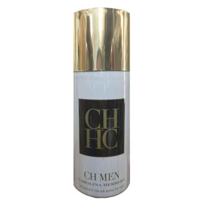 Imagem 1 do produto CH Men Desodorant Spray Carolina Herrera - Desodorante - 150ml