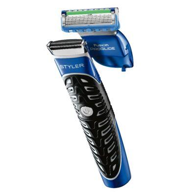 Imagem 3 do produto Aparelho de Barbear Gillette Proglide Styler 3 em 1