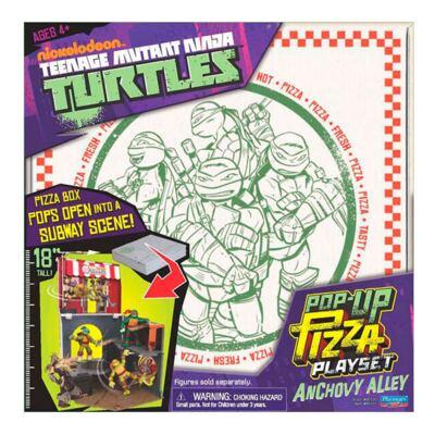 Imagem 1 do produto Tartarugas Ninja Playset Pop-up Alley  - BR155