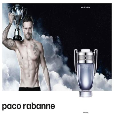 Imagem 3 do produto Invictus Paco Rabanne - Perfume Masculino - Eau de Toilette - 100ml