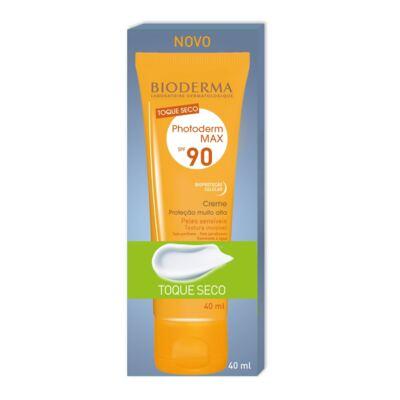 Imagem 2 do produto Kit Bioderma Solução Micelar Sensibio H2o 250ml + Protetor Solar Max Toque Seco Fps 90 40ml