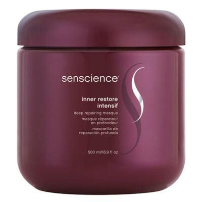 Imagem 1 do produto Senscience Inner Restore Intensif - Máscara de Reconstrução - 500ml