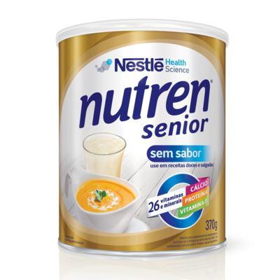 Imagem 8 do produto Nutren Senior 370g -