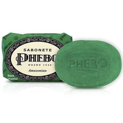 Imagem 3 do produto Sabonete Líquido Phebo Odor de Rosas 250ml 2 Unidades + Sabonete Phebo Amazonian 90g