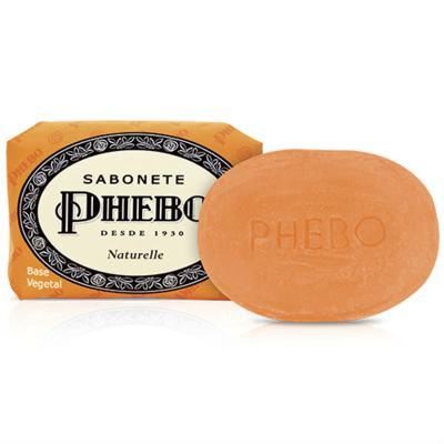 Imagem 3 do produto Sabonete Líquido Phebo Odor de Rosas 250ml 2 Unidades + Sabonete Phebo Naturelle 90g