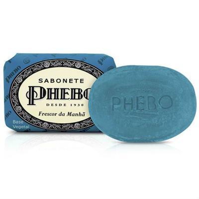Imagem 3 do produto Sabonete Líquido Phebo Amazonian 250ml 2 Unidades + Sabonete Phebo Frescor da Manhã 90g