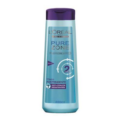 Imagem 1 do produto Tônico Adstringente Pure Zone Loréal 200ml