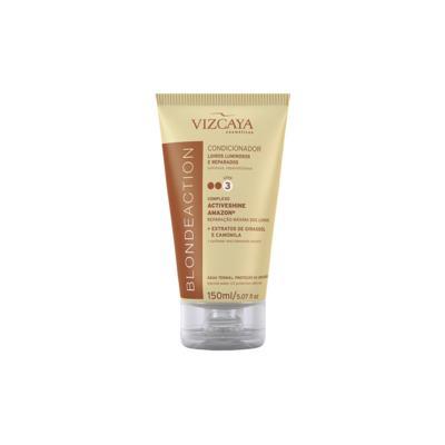 Imagem 3 do produto Kit Vizcaya Blonde Action Shampoo 200ml + Condicionador 150ml