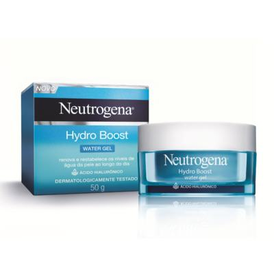 Imagem 2 do produto Kit Neutrogena Hydro Boost Hidratante Facial Water Gel + Gel Creme Hidratante Olhos 15g