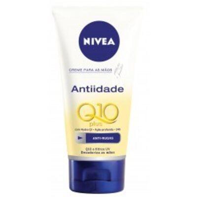 Imagem 1 do produto Creme para Mãos Nivea Hand Tratamento Anti-idade Q10 Plus 75g