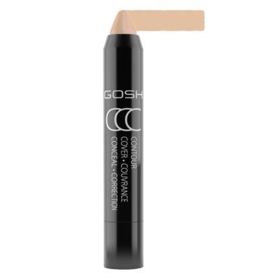 Imagem 2 do produto Contorno e Iluminador Facial Gosh Copenhagen - CCC Stick - Contour, Cover & Conceal - Medium